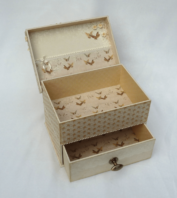 A5 Box with Drawer